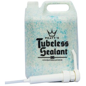 Peaty's Tubeless Sealant Botella Taller con Dispensador Set, Largo